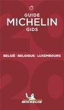 Michelin - Guide Michelin GIDS - België ; Belgique ; Luxembourg.