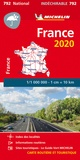 Michelin - France - 1/1 000 000, indéchirable.