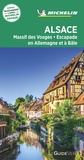 Michelin - Alsace - Massif des Vosges, Escapade en Allemagne et à Bâle.