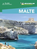 Michelin - Malte. 1 Plan détachable