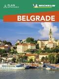 Michelin - Belgrade. 1 Plan détachable