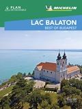 Michelin - Lac Balaton. 1 Plan détachable