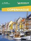 Michelin - Copenhague. 1 Plan détachable
