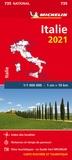 Michelin - Italie - 1/1 000 000.