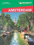 Michelin - Amsterdam. 1 Plan détachable