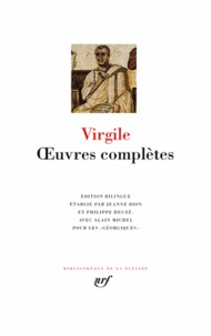 Virgile - Oeuvres complètes.
