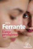 L'amie prodigieuse : enfance, adolescence : roman / Elena Ferrante | Ferrante, Elena. Auteur