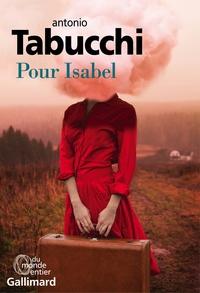 Antonio Tabucchi - Pour Isabel - Un mandala.