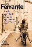Elena Ferrante - L'amie prodigieuse Tome 3 : Celle qui fuit et celle qui reste.