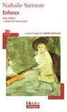 Nathalie Sarraute et Fanny Gayon - Enfance.