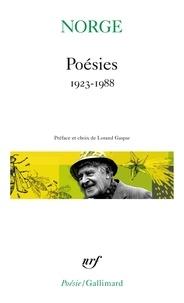 Norge - Poésies - 1923-1988.