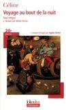 Louis-Ferdinand Céline - Voyage au bout de la nuit.