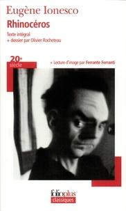 Eugène Ionesco - Rhinocéros.