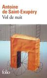 Antoine de Saint-Exupéry - Vol de nuit.