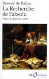 Honoré de Balzac - La Recherche de l'absolu, La Messe de l'athée.