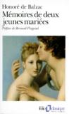 Honoré de Balzac - Mémoires de deux jeunes mariées.