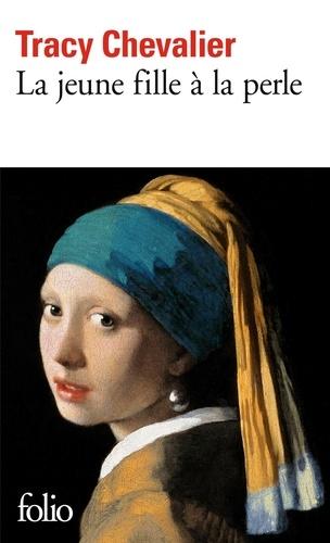 La jeune fille à la perle / Tracy Chevalier | Chevalier, Tracy (1962-....). Auteur