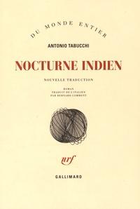 Antonio Tabucchi - Nocturne Indien.