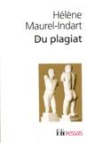 Hélène Maurel-Indart - Du plagiat.
