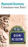 Raymond Queneau - Connaissez-vous Paris ?.