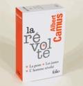 Albert Camus - La révolte - 3 volumes : La peste ; Les Justes ; L'homme révolté.