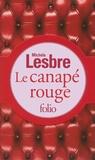 Michèle Lesbre - Le canapé rouge.