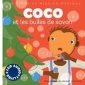 Paule Du Bouchet - Coco et les bulles de savon. 1 CD audio
