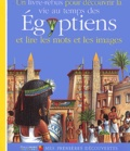 vie au temps des Egyptiens (La) | Grant, Donald (1954-....). Illustrateur