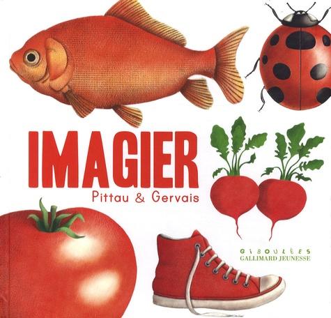 Imagier / Pittau & Gervais | PITTAU, Francesco. Auteur