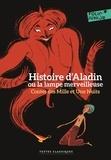Rémi Courgeon - Histoire d'Aladdin ou la lampe merveilleuse.