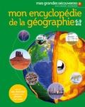 Caroline Stamps et Wendy Horobin - Mon encyclopédie de la géographie 6-9 ans.
