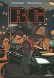 Pierre Dragon et Frederik Peeters - RG Intégrale : Tome 1, Riyad-sur-Seine ; Tome 2, Bangkok-Belleville.