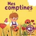 Elsa Fouquier - Mes comptines - Tome 2.