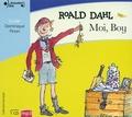 Roald Dahl - Moi, Boy. 1 CD audio MP3
