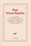 Jorge Amado et  Adonis - Pour Nelson Mandela.