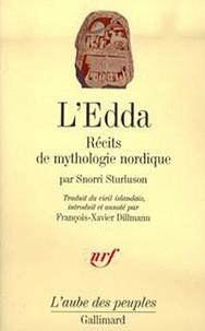 Sturluson Snorri - L'Edda - Récits de mythologie nordique.