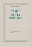 Michael Walzer - Traité sur la tolérance.