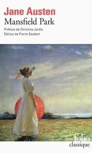 Jane Austen - Mansfield Park.
