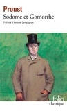 Marcel Proust - A la recherche du temps perdu Tome 4 : Sodome et Gomorrhe.