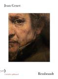 Jean Genet - Rembrandt.
