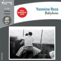 Yasmina Reza - Babylone.
