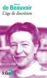 Simone de Beauvoir - L'âge de discrétion.