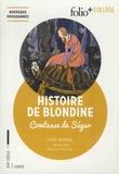 Comtesse de Ségur - Histoire de Blondine.