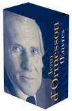 Jean d' Ormesson - Oeuvres - Coffret en 2 volumes.