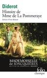 Denis Diderot - Histoire de Mme de la Pommeraye.