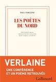 Les poètes du Nord : une conférence et un poème retrouvés suivis de deux lettres inédites / Paul Verlaine | Verlaine, Paul (1844-1896)