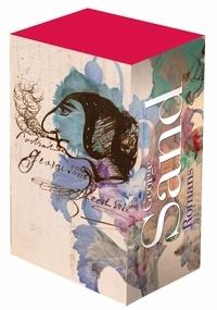 George Sand - Romans - Coffret en 2 volumes : Tomes 1 et 2.