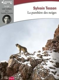 Sylvain Tesson - La panthère des neiges. 1 CD audio MP3