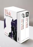 Philip K. Dick - Nouvelles complètes - Coffret en 2 volumes : Tome 1, 1947-1953 ; Tome 2, 1954-1981.