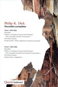 Nouvelles complètes. Coffret en 2 volumes : Tome 1, 1947-1953 ; Tome 2, 1954-1981